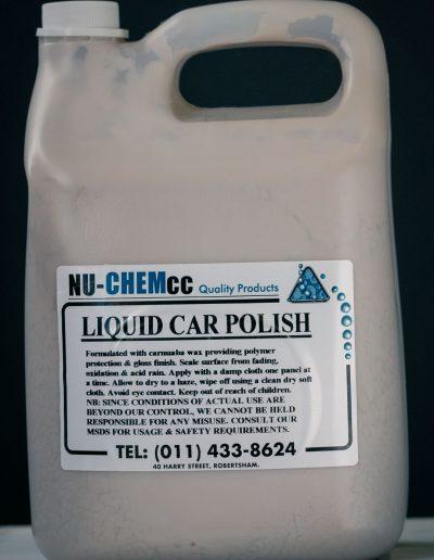 Car Polish Liquid (Multi-Purpose)