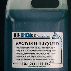 Dish Liquid Economy - Green (8%)