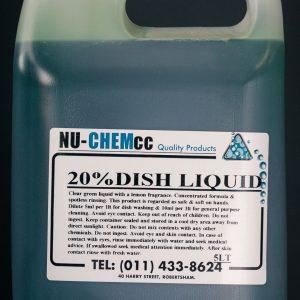 Dish Liquid Super - Green (20%)