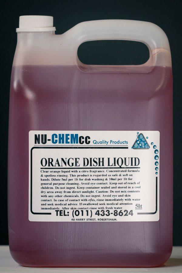 Dish Liquid Super - Orange (20%)