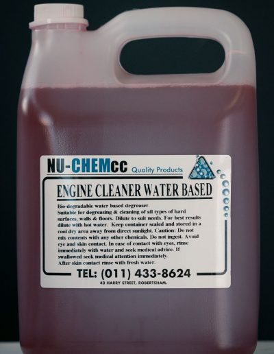 Engine Cleaner Water Based