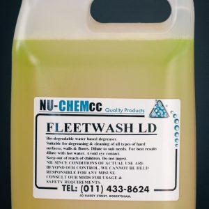 Fleetwash Light Duty