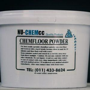 Floor Powder (Degreasing)
