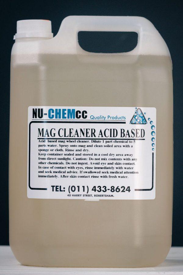 Mag Cleaner Acid Based