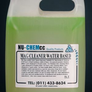 Mag Cleaner Water Based