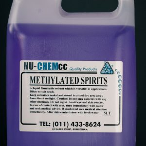 Methylated Spirits Coloured