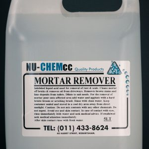 Mortar Lift (Concrete Cleaner)