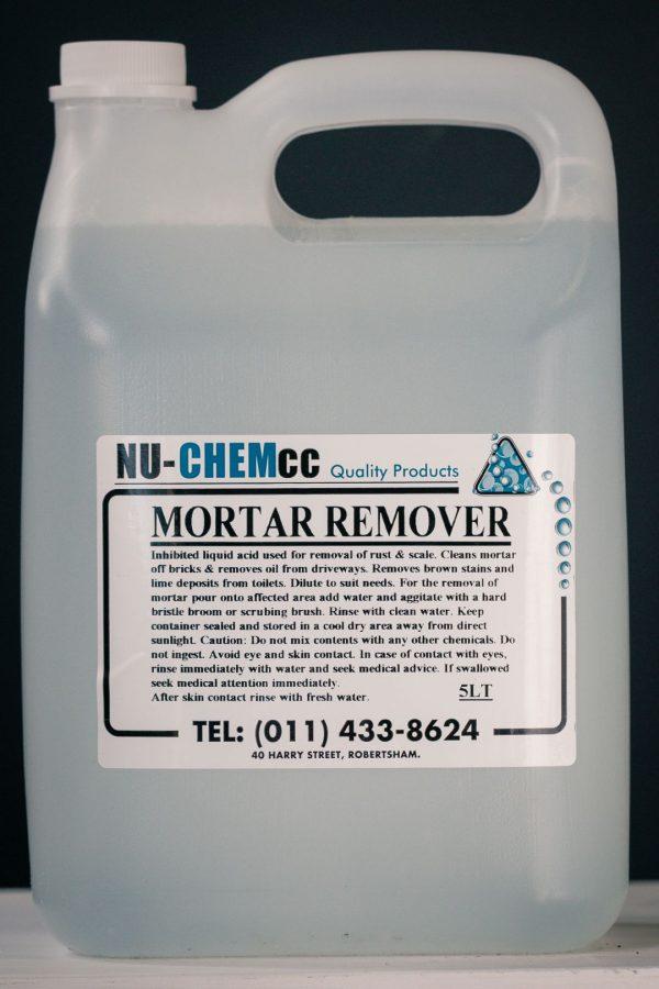 Mortar Lift (Concrete Cleaner)