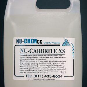 Nu-Carbrite (Concentrate Auto Shampoo)