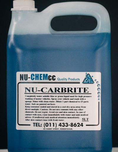 Nu-Carbrite XS (Extra strength Auto Shampoo)