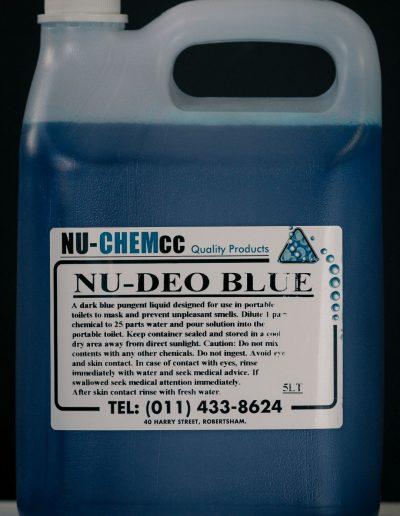 Nu-Deo Blue