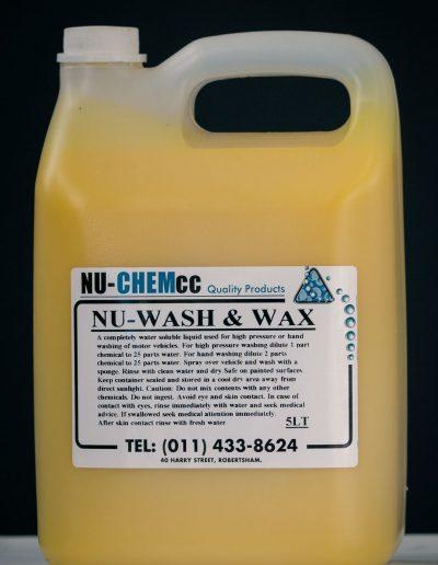 Nu-Wash & Shine