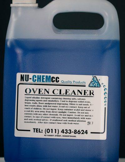 Oven Cleaner High Alkaline