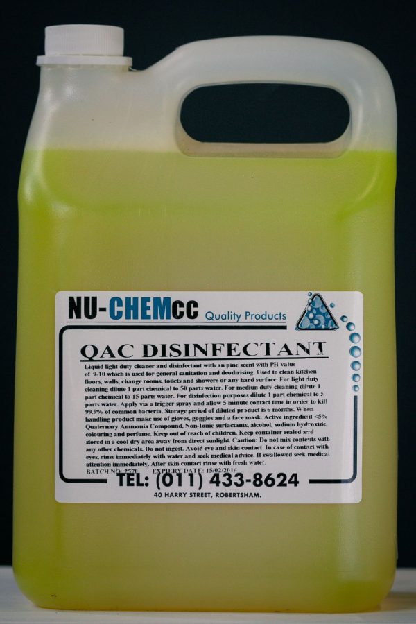 QAC Disinfectant