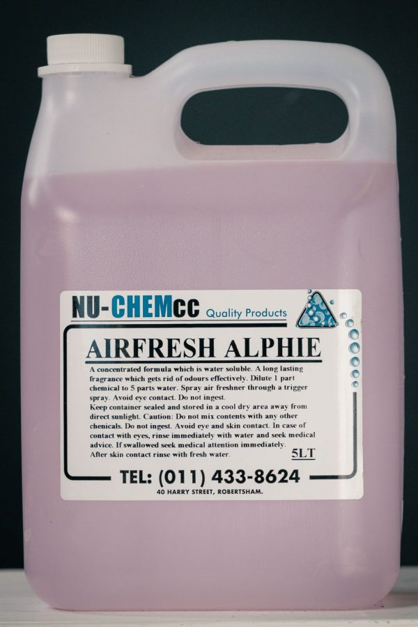 Air Freshener – Alphie