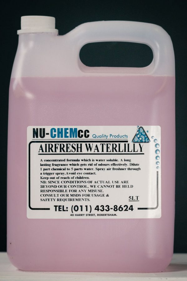 Air Freshener - Water Lily