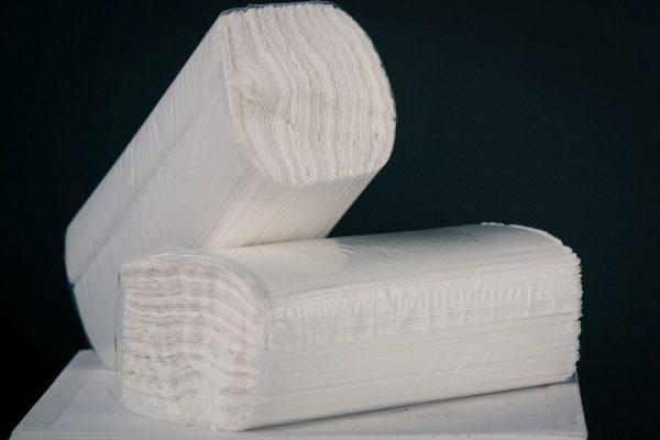 Folded Towels (Q-Fold) (1ply) ppack - Copy