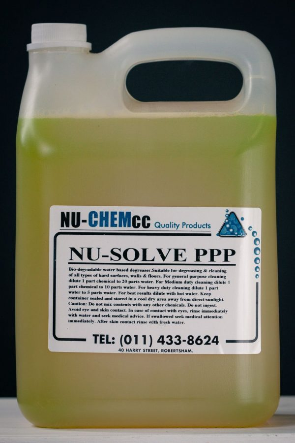 Nu-Solve PPP Extreme Heavy Duty Degreaser