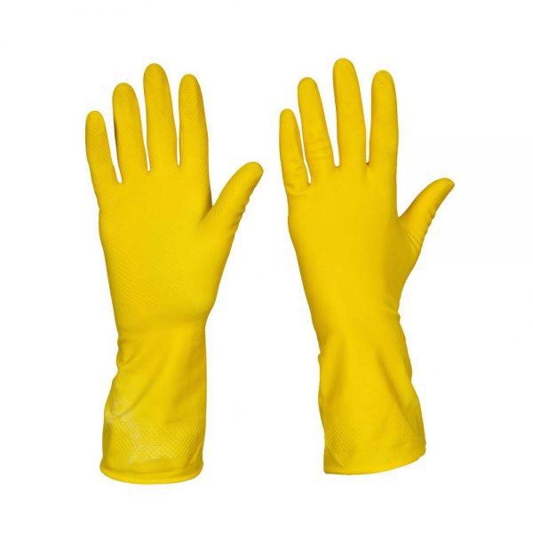 Gloves Kitchen Yellow